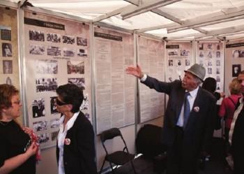 Ο ιστορικός πρόεδρος της Ένωσης Ποντίων Πειραιώς-Κερατσινίου-Δραπετσώνας Δαμιανός Ποιμενίδης (φωτ.: Προσωπικό Αρχείο Δ. Ποιμενίδη)