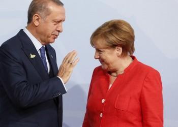 Ο Ερντογάν ως προστατευόμενος της Μέρκελ