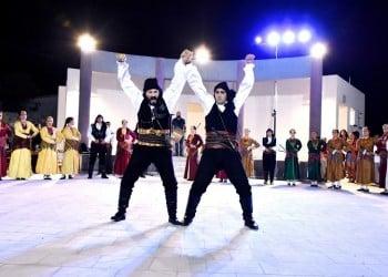 Ο Πόντος στο 13ο Πανευβοϊκό-Διεθνές Φεστιβάλ Παραδοσιακών Χορών (βίντεο)