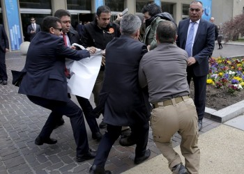 Αγωγή κατά της Τουρκίας και της φρουράς του Ερντογάν από πέντε Αμερικανούς – Ζητούν 310 εκατ. δολάρια