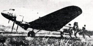 aeropeirateia tae 820