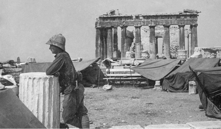 Αθήνα 1917: Με το βλέμμα της Στρατιάς της Ανατολής (βίντεο)