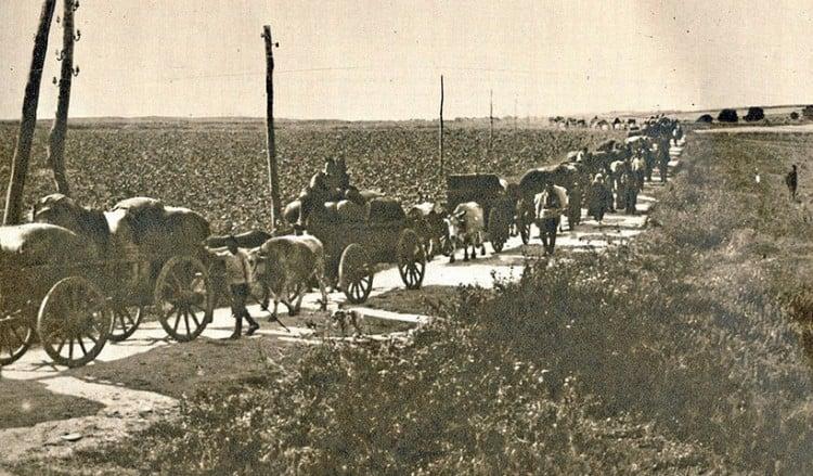 «Θα πάρουμ' ένα δρόμο, πού θα μας βγάλ' δεν ξέρουμ'!» με είπανε – Μαρτυρία από την εκκένωση της Θράκης, το 1922