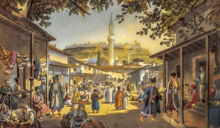 Πώς η πληθυσμιακή υπεροχή του απόδημου ελληνισμού στα μέσα του 19ου ενθάρρυνε τη Μεγάλη Ιδέα