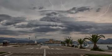 Η κακοκαιρία Κίρκη φέρνει έντονα φαινόμενα Τετάρτη και Πέμπτη – Ποιο το σκηνικό του καιρού σήμερα