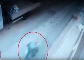 Καρέ-καρέ η στιγμή της σύλληψης του φερόμενου δολοφόνου της Δώρας Ζέμπερη (βίντεο)