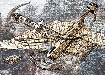 Παραμονή Πρωτοχρονιάς στην Αμισό μεταμφιέζονταν σε κατσίκες - Cover Image