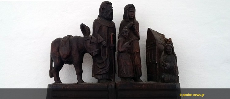 Χριστού 'ς σην ξενιτείαν: Ποίημα του Ηλία Τσιρκινίδη για τα Χριστούγεννα του ξενιτεμένου - Cover Image