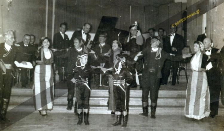 Όταν ο ετήσιος χορός των «Αργοναυτών-Κομνηνών ήταν το κοσμικό γεγονός της Αθήνας (φωτο)