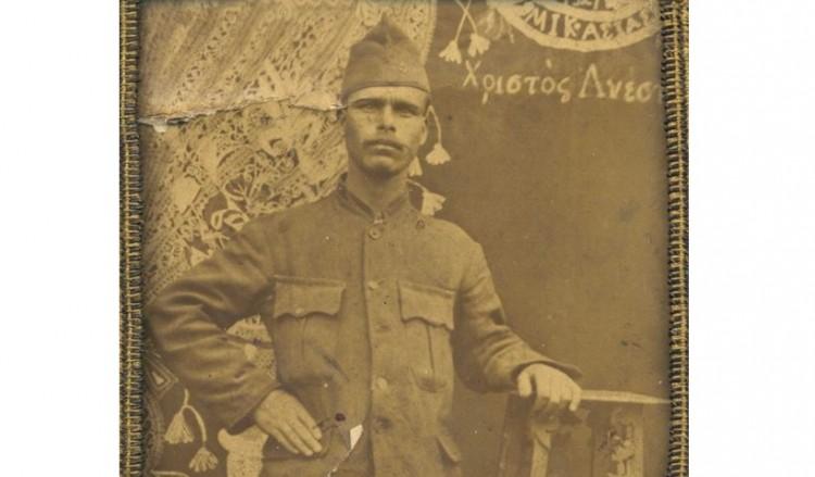 Πάσχα του 1921 στο Μικρασιατικό Μέτωπο – Μια φωτογραφία, μια μικρή ιστορία