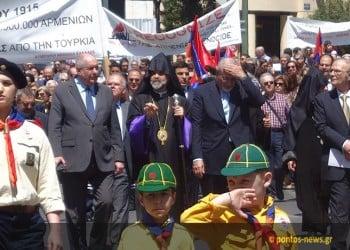 103 χρόνια από τη Γενοκτονία των Αρμενίων – Οι απόγονοί τους δεν θρηνούν, δεν ξεχνούν, αλλά διεκδικούν! (φωτο)