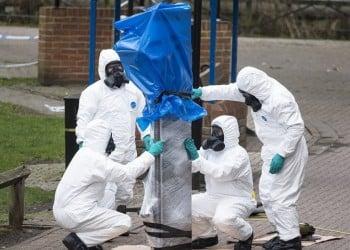 Επιβεβαιώθηκε η ουσία που δηλητηρίασε τον Ρώσο πρώην πράκτορα Σκριπάλ