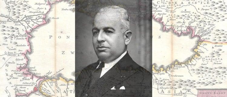«Ο Πόντος εσταυρώθη. Τετέλεσται» – Ο ιστορικός λόγος του Λεωνίδα Ιασονίδη, το 1922 - Cover Image