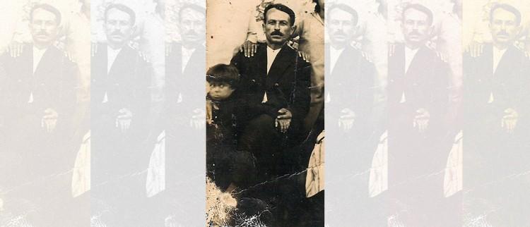 Ο καπετάν Γιωρίκας Καλαϊτζόγλης (Γεώργιος Καλαϊδόπουλος) βγαίνει στο αντάρτικο της Σάντας - Cover Image