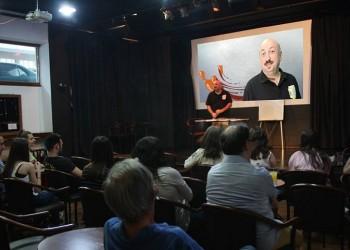 Στη Λάρισα ο γνωστός σκιτσογράφος Δημήτρης Νικολαΐδης