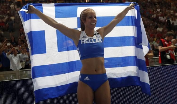 Η Κατερίνα Στεφανίδη κατά της απόφασης της ΔΟΕ για τους Ολυμπιακούς Αγώνες