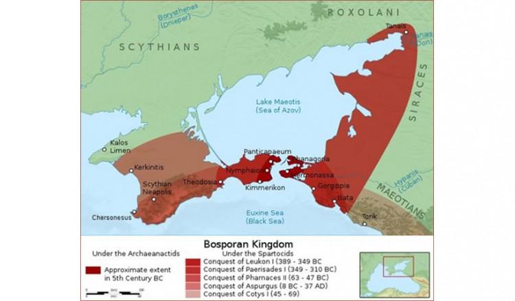 Δεν υπάρχει Μαύρη Θάλασσα, Εύξεινο Πόντο τον λένε