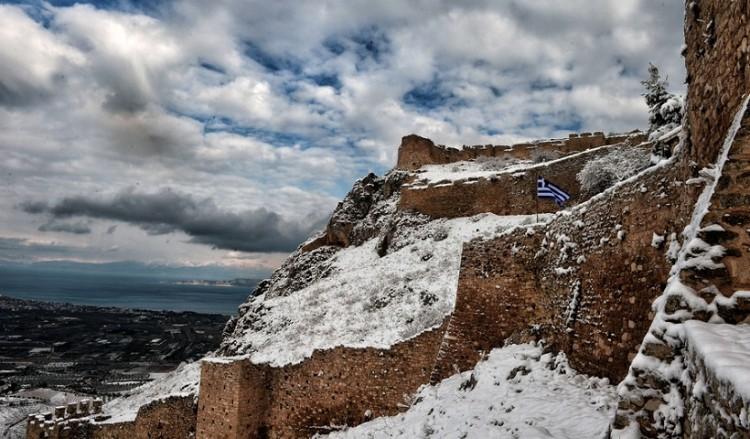 Κακοκαιρία «Μήδεια» από το Σάββατο, με πολύ κρύο και χιόνια