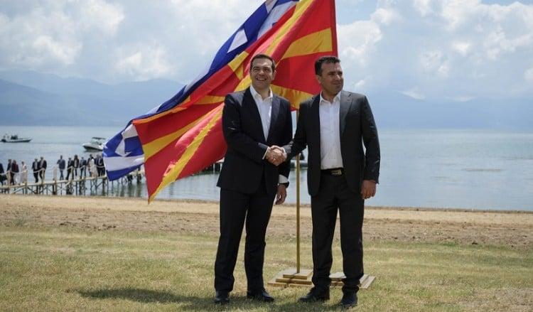 Bloomberg: Ο Τσίπρας θέλει η διαμάχη με την πΓΔΜ να θεωρείται επίτευγμά του