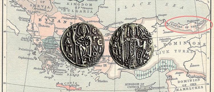 Αυτοκρατορία της Τραπεζούντας: Το τελευταίο βυζαντινό προπύργιο - Cover Image