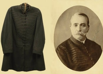 Ένα «ντοκουμέντο» από το 1821: Ο επενδύτης της στολής του Ιερολοχίτη Κωνσταντίνου Ξενοκράτη