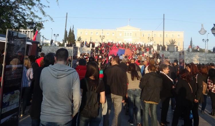 Οι εκδηλώσεις στην Αθήνα για την 104η επέτειο της Γενοκτονίας των Αρμενίων