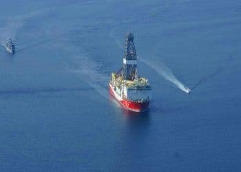 Η Τουρκία βγάζει ξανά τα γεωτρύπανα στην Ανατολική Μεσόγειο