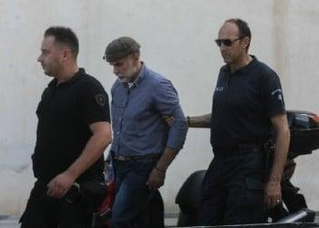 Δολοφονία Αλέξη Γρηγορόπουλου: Αποφυλακίστηκε ο Επαμεινώνδας Κορκονέας (βίντεο)