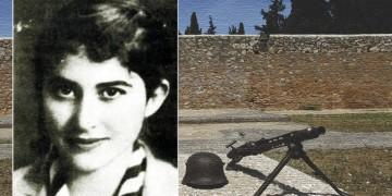 5 Σεπτεμβρίου 1944 οι Ναζί εκτελούν τη 17χρονη Ηρώ Κωνσταντοπούλου