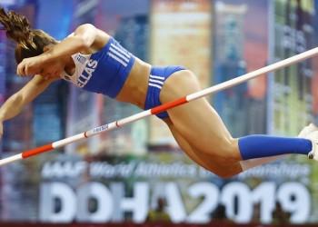 Η Κατερίνα Στεφανίδη στηλιτεύει την απόφαση της ΔΟΕ για τους Ολυμπιακούς Αγώνες