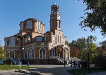Άνοιξε τις πόρτες του ο ανακαινισμένος καθεδρικός στο Ροστόφ (φωτο)