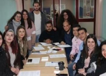 Το νέο ΔΣ της Συντονιστικής Επιτροπής Νεολαίας της ΠΟΕ