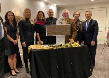 Νόργουοκ: Παρουσιάστηκε η μακέτα του μνημείου για τα θύματα της Γενοκτονίας των Ποντίων (βίντεο)