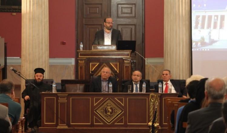 Με ενδιαφέρουσες ανακοινώσεις το συνέδριο «Ο Πόντος των Ελλήνων – Ο Πόντος της οικουμένης»