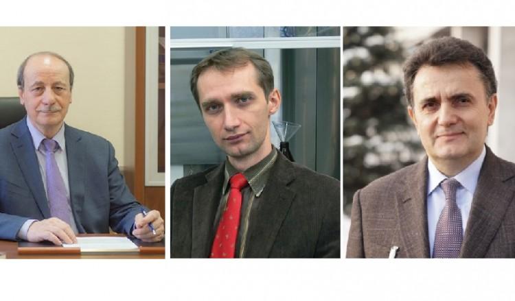 Τρεις Έλληνες ποντιακής καταγωγής στη Ρωσική Ακαδημία Επιστημών