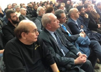 Όλα όσα έγιναν στην εκδήλωση της Λέσχης Ιστορίας και Πολιτισμού της ΑΕΚ για τα 100 της Συνθήκης των Σεβρών