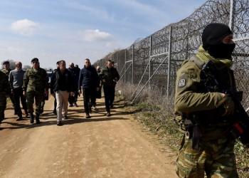 Έβρος: Χημικά και πετροπόλεμος μεταξύ αστυνομικών και μεταναστών (βίντεο)