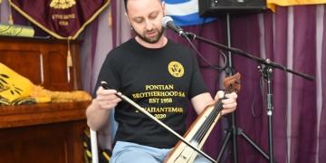 Μίλτος Κυριλλίδης: Η αγάπη του για την ποντιακή μουσική και η συμμετοχή του στο Συναπάντημα της Αυστραλίας