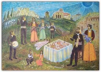 «Λαμπρής χαρά» – Ένα σταυριώτικο άσμα από την πλούσια ποντιακή παράδοση - Cover Image