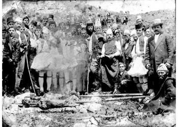 Πάσχα τη δεκαετία του 1910 στο ορεινό Συρράκο – Μια φωτογραφία, μια μικρή ιστορία