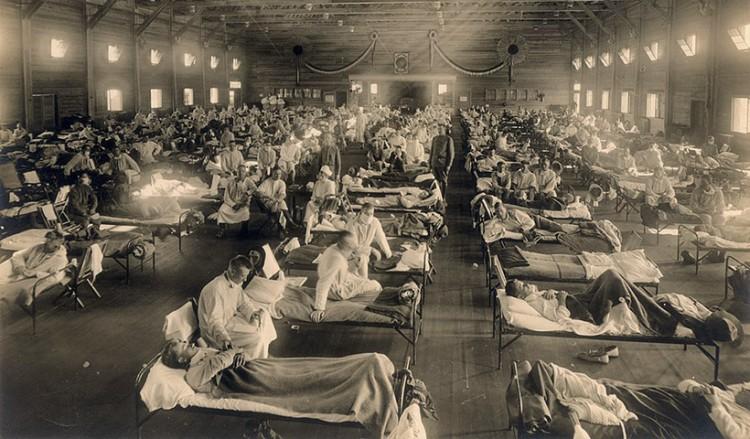 Πανδημία Covid-19: Ένα «επίκαιρο» τηλεγράφημα του 1918 (φωτο)