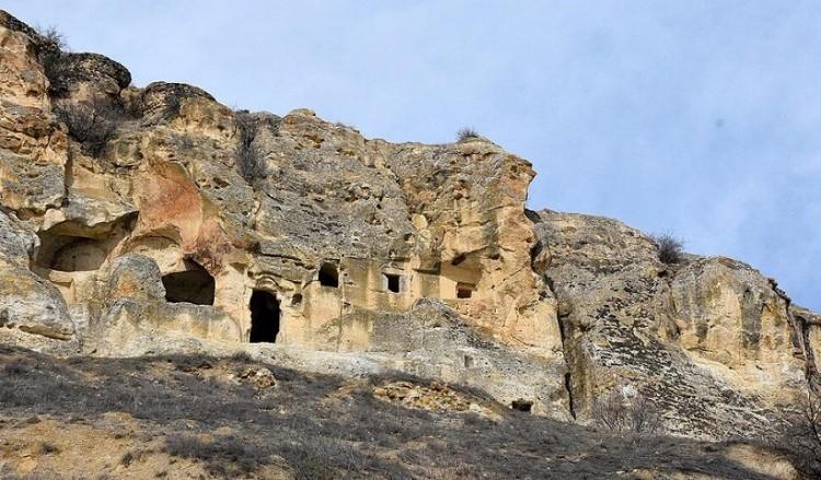 Οι Τούρκοι αναστηλώνουν τη Μονή του Αγίου Γεωργίου της Χερίανας, στον ανατολικό Πόντο