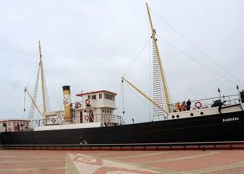 Το πλοίο «Κύμη» που έγινε «Bandirma» και μετέφερε τον Μουσταφά Κεμάλ στη Σαμψούντα (φωτο)