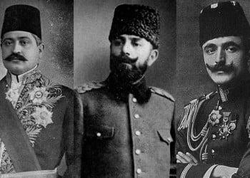 «Οι τρεις πασάδες», οι Τούρκοι εθνικιστές που υπέγραψαν το σχέδιο γενοκτονίας