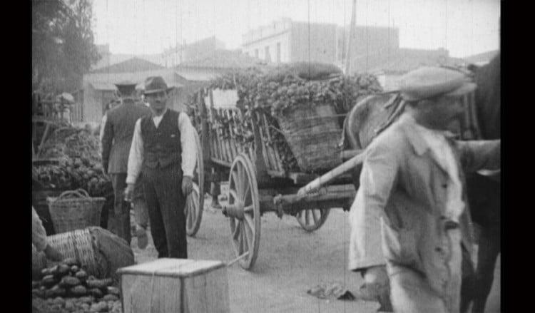 Σπάνιο ντοκουμέντο από την Αθήνα του μεσοπολέμου (βίντεο)