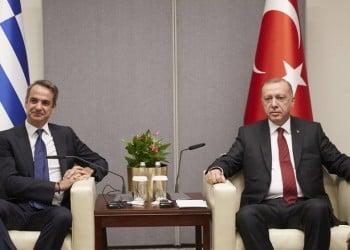 Ο Ερντογάν προκαλεί: Ο Μητσοτάκης να γνωρίζει τα όριά του