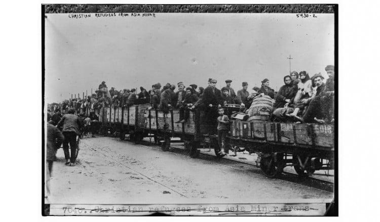 Ο μαρτυρικός Ιούνιος του 1921 στην Αμισό – Οι εξορίες των Ελλήνων στο πλαίσιο του σχεδίου γενοκτονίας