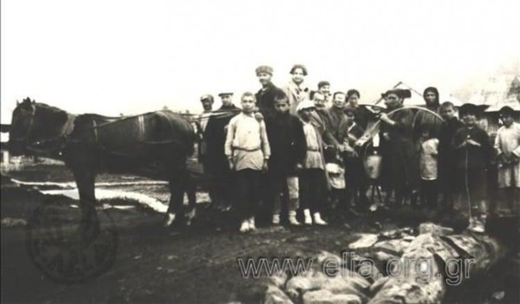 Σαν σήμερα, το 1919, ζητείται από την Ελλάδα βοήθεια για τους Πόντιους πρόσφυγες στον Καύκασο