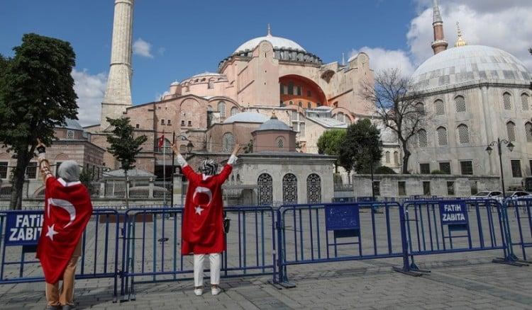 Αγία Σοφία: Τα ποντιακά και πολιτιστικά σωματεία Νομού Πέλλας ομόφωνα αποδοκιμάζουν την απόφαση Ερντογάν