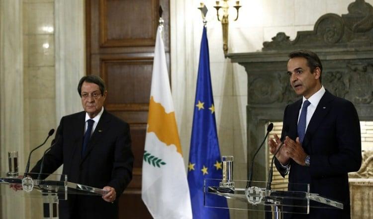Σε Κύπρο και Ισραήλ ο Μητσοτάκης – Κυπριακό και πανδημία στην ατζέντα